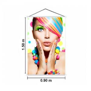 Banner Lona / 90x1.50 / Solvente
