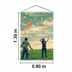 Banner Lona Látex 0.90x1.30