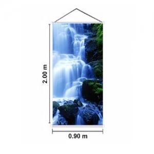 Banner Lona Látex / 2.00x0.90 m
