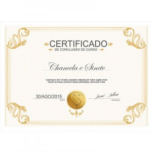Certificado Impressão Laser / 180 gr / Fosco / 4x4