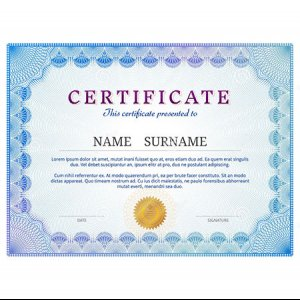 Certificado Impressão Laser / 180 gr / Fosco / 4x0