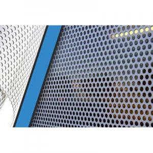 Adesivo Perfurado Impressão Solvente m²