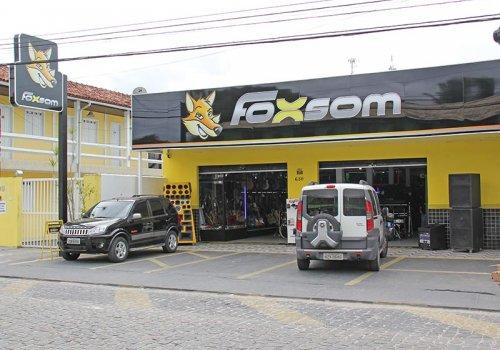 Fachada Foxsom