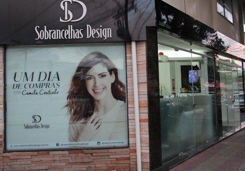 Fachada Sobrancelhas Design